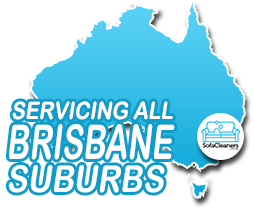 sofacleaners brisbane areas map