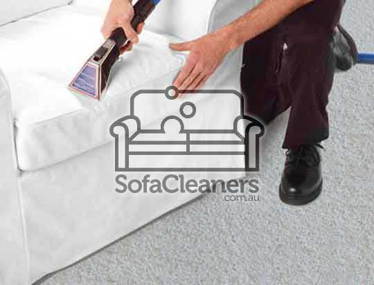 clean sofa using steam